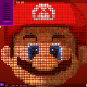 mario-made-out-of-3235-coins