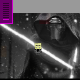 Extremely Detailed Kylo Ren Graphic - by 10000truths
