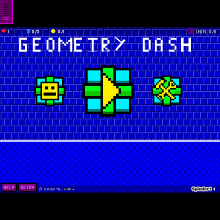 geometry dash full game unblocked