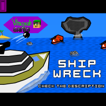 Click to play Ship Wreck