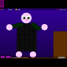 Elastic Man 3 Crazy Version Physics Game By Aaa11