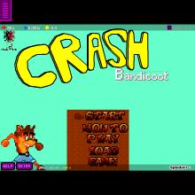 Click to play Crash Bandicoot