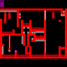 Click to play Lair of Lava