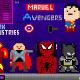 superheroes 1 - by beybladefreak123
