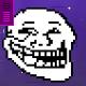 flying-troll-face