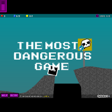Click to play The Most Dangerous Game