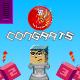 congratulations-eject