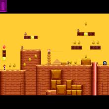 NEW Super Mario Bros  World 2 - Physics Game by pitt07