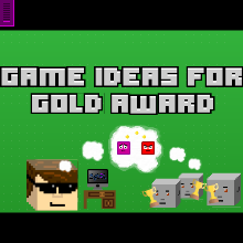 game-ideas-for-gold-awards
