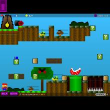 Click to play Mario Epic Adventure