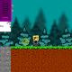 minecraft-in-platformer