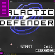 Galactic Defender - by awesomefinnz, 149views
