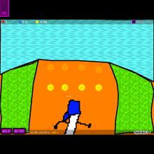 BFDI Run - Physics Game by sunflowerpvz - Play Free, Make a Game