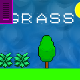 Grass title card - by blossom102938475