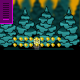 Eighteen Yellow Crystals - by tudorsavaki