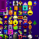 70-different-graphics-in-1-level