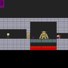 Super Mario Bros Bowser Castle Platformer Game By Wackyy
