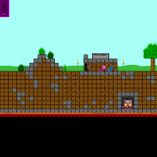 Minecraft demo for my upcoming one - Platformer Game by