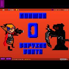 Click to play Gunman 0 Defying Death