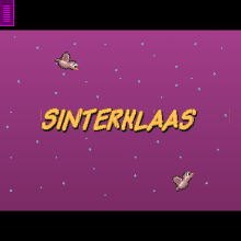 Click to play Sinterklaas
