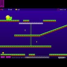 snail racing 2 - Physics Game by sharkfan2