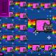 Nyan Cat express - by angrybirdsfan123