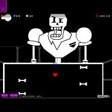 undertale papyrus battle - Physics Game by ham512
